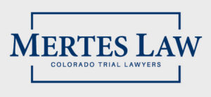 the logo of mertes law a boulder assault defense attorney